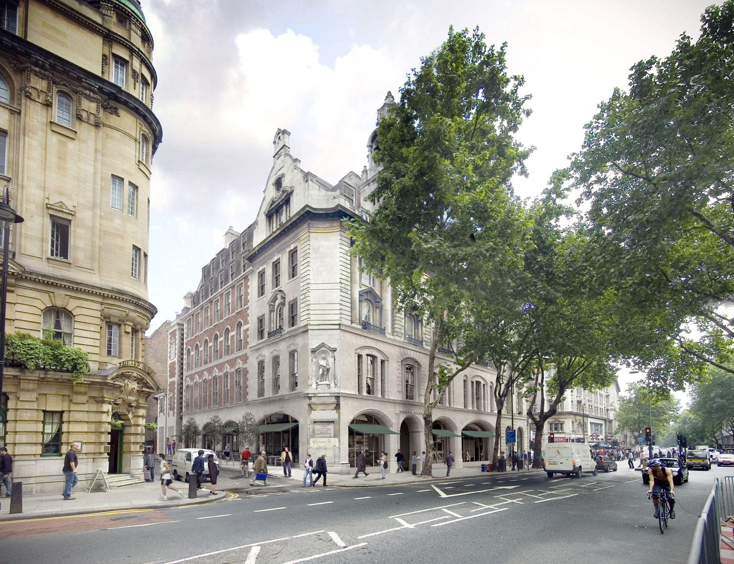 L 39 oscar planning resolution for Boutique hotel 54 london