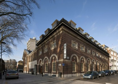 Ironmonger Row Baths