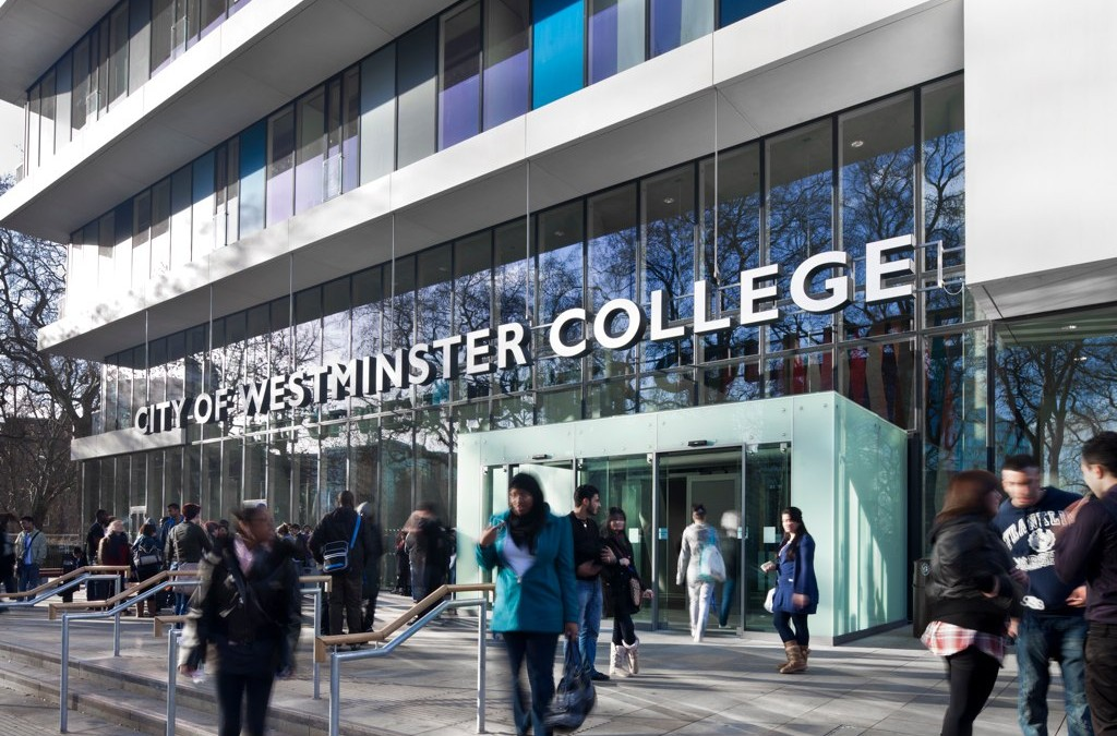 City of Westminster College, Paddington