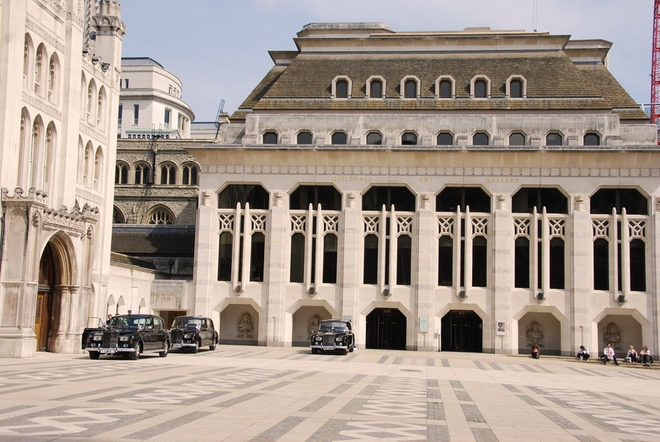 Guildhall Yard East