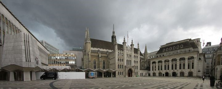 Guildhall Yard East Development